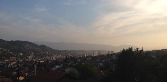 Sarajevo (foto: Nermin Čengić, maj 2015)